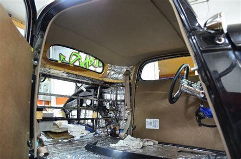 auto upholstery ta shusta custom interior hot street rat rod upholstery