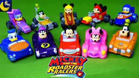 Donald Duck Racer disney toys mickey and the roadster racers diecast race