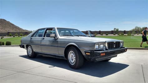 small engine maintenance and repair 1985 maserati quattroporte auto manual 1985 maserati quattroporte barnfind all original low miles no rust classic for sale