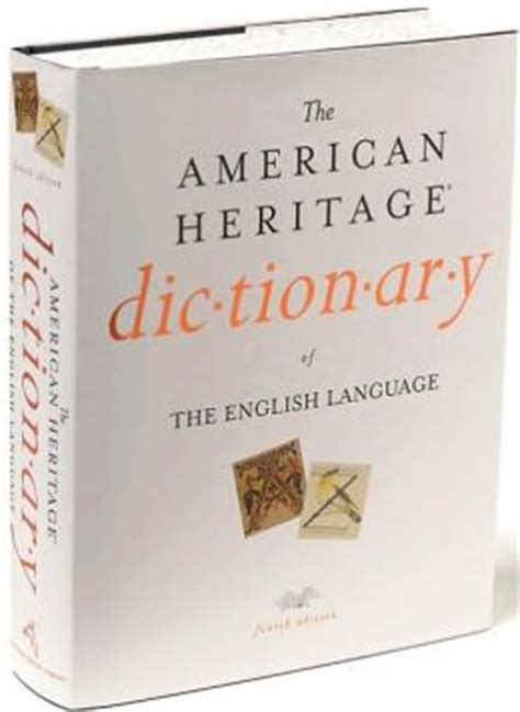 american heritage dictionary 4th edition the american heritage dictionary of the english language