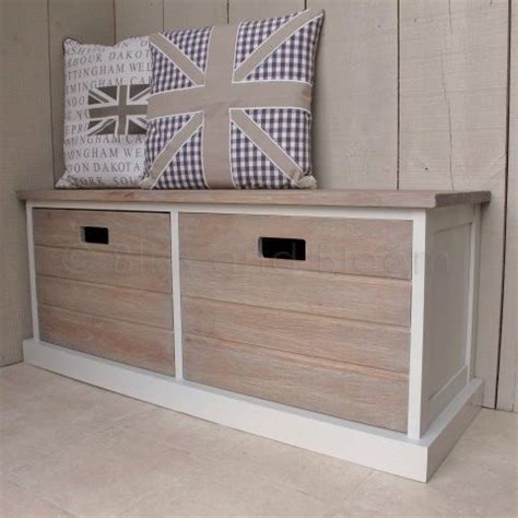 drawer storage unit bench seat bliss  bloom