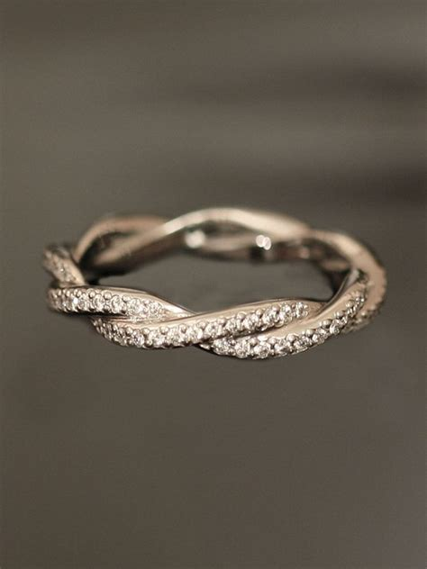 luxry wedding ring eternity ring