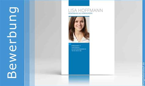 Muster Und Vorlagen Für Bewerbungen Bewerbung Deckblatt Vorlage Mit Lebenslauf Und Anschreiben