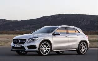 Mercedes Cars 2015 2015 Mercedes Gla45 Amg Best Car To Buy Nominee