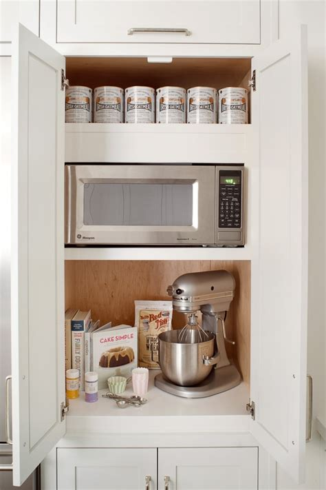 pics microwave pantry cabinet  microwave insert