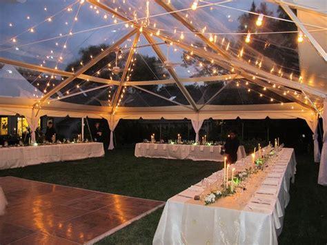 25  best ideas about Wedding tent lighting on Pinterest