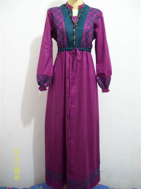 Baju Muslim Baju Gamis G 076 grosir jilbab pekalongan