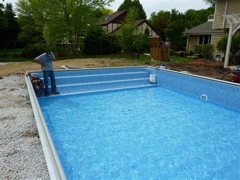 inground pool kits above ground pools swimming pools cheapest inground pool kits joy studio design gallery