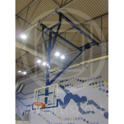 impianto a soffitto impianto basket fiba impianti basket sollevabili per palestre