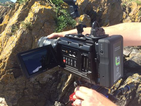 blackmagic ursa 4k ursa mini 4k test footage studio