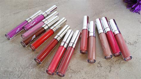 Lipstik Ultramatte Zoya colourpop ultra matte liquid lipsticks thoughts swatches honeygirl s world lifestyle