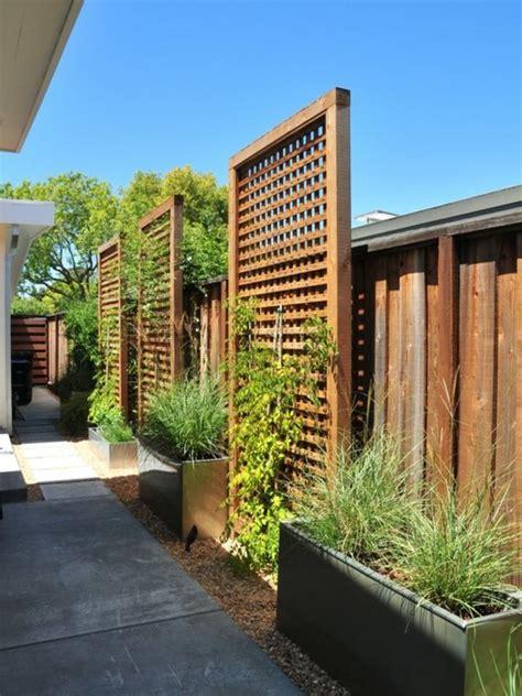 decoration mur exterieur maison decoration pour mur exterieur de jardin panneau metal deco