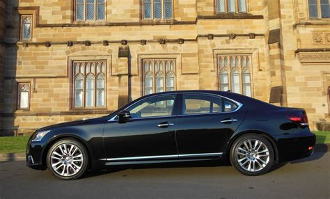 lexus luxury sports car 2013 lexus ls460 review caradvice
