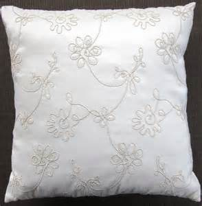 items similar to ivory white throw pillow cover