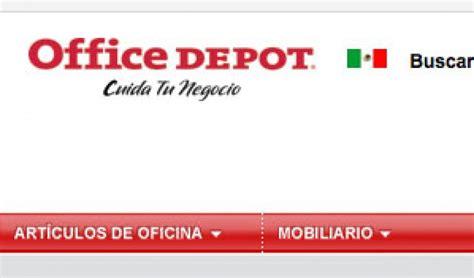 Office Depot Mx by Office Depot Compras P 233 Simo Servicio Y No Respetan