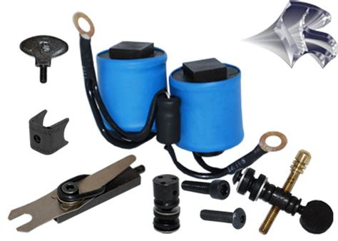 tattoo machine repair kit blue wrap coils tattoo machine repair kit international