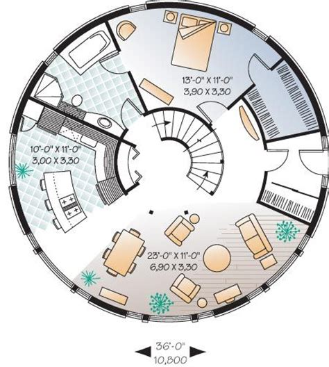 Floor Plans For Round Homes 25 Best Ideas About Silo House On Pinterest Grain Silo