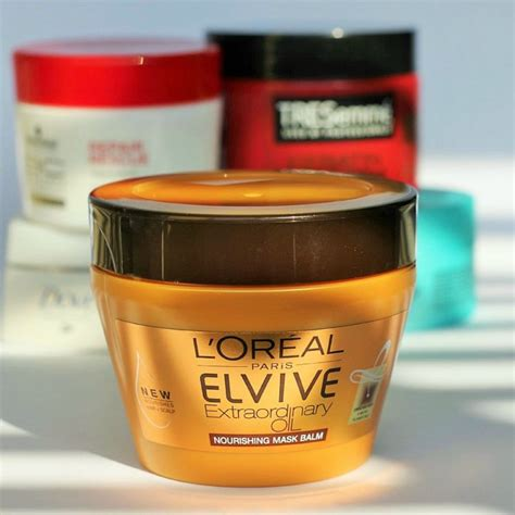 Loreal Hair Mask battle of the hair masks