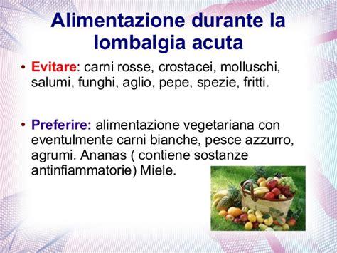 naturopatia alimentazione naturopatia per la schiena