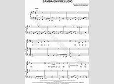 "Esperanza Spalding ""Samba Em Preludio"" Sheet Music in B ... G Sharp Minor Chord Piano"
