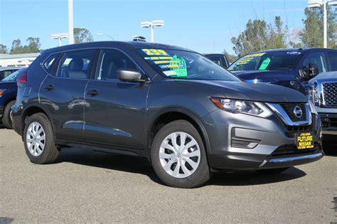 nissan utility 2017 nissan rogue s sport utility in roseville f10926