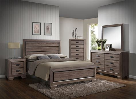 Crown Mark Farrow Queen Bedroom Group Wayside Furniture Crown Bedroom Furniture