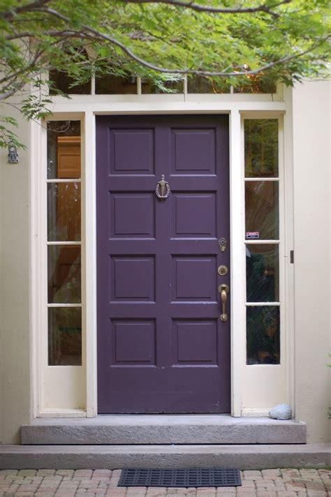 Exterior Front Door Colors Exterior Door Paint Delmaegypt