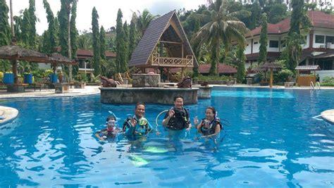 Paket Liburan Tour Bunaken Lembeh Bangka Scuba Diving padi diving courses in sulawesi for beginners and advanced divers