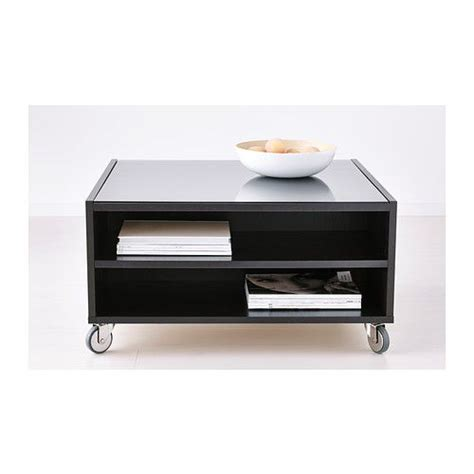 Ikea Boksel Coffee Table Boksel Coffee Table Ikea Veneered Surface Gives The Table A Look And Feel Top Panel Of