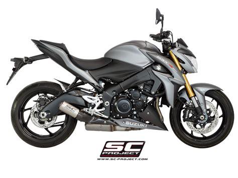Knalpot Racing Suzuki Gsx Sc Project Carbon sc project shop suzuki gsx s 1000 f 17 18 cr t silencer