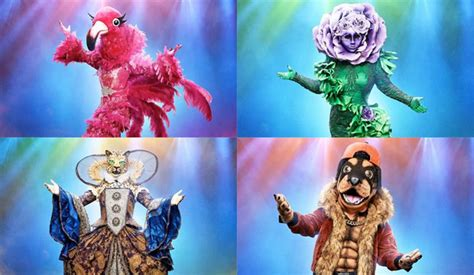 masked singer episode  recap flamingo flower
