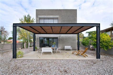 pavillon 2x4 pergola bois moderne en 28 mod 232 les adoss 233 s ou autoport 233 s