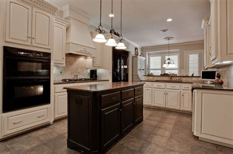 dallas microwave in cabinet ideas kitchen traditional with edgewater water damage restoration traditional kitchen