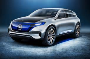 Electric Mercedes Mercedes Cleared To Use Eq Name For Electric Cars
