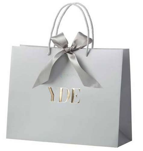 Custom Printed Luxury Wholesale Paper Gift Bags Manufacturers and Suppliers   China Factory