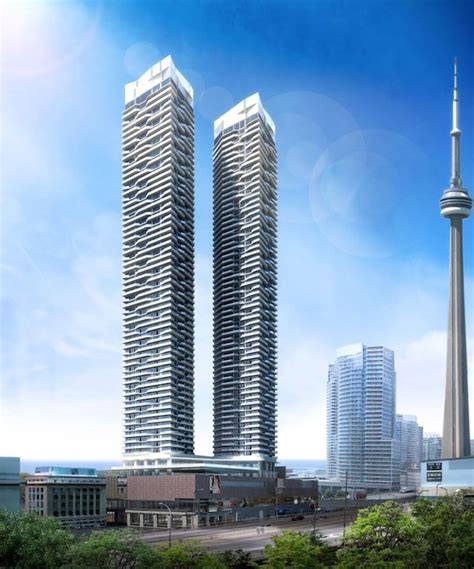 tower residence sun financial tower harbour plaza residences toronto