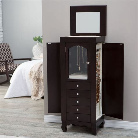 Luxury Wood Jewely Armoire Cheap Bedroom Furniture Sale Luxury Bedroom Furniture For Sale