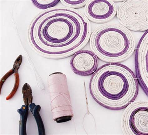 cara membuat hiasan dinding menggunakan sedotan tutorial cara membuat hiasan dinding dari kertas bekas