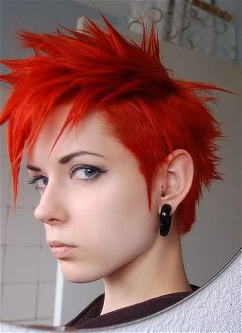 hair products to spike womens hair how to spike hair best products for spiky hair short