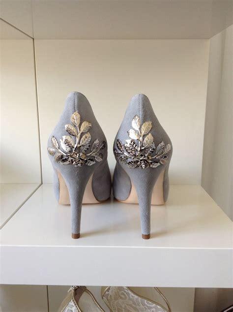 Grey Wedding Shoes by Best 25 Grey Wedding Shoes Ideas On Wedding