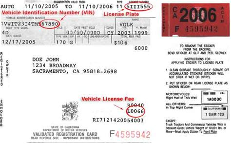 boat registration fees in california vehicle registration and title information