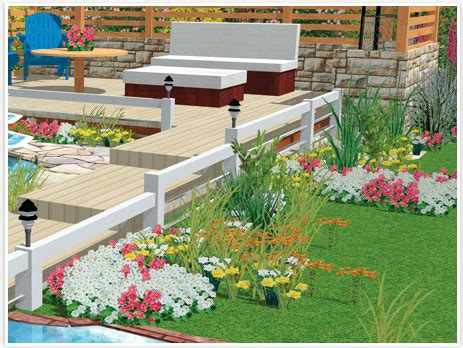 Garden Design Software Virtual Architect Outdoor Patio Design Software