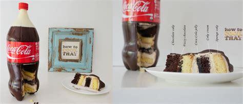 se puede hacer pastel con forma de cerebro c 243 mo hacer una tarta botella de coca cola gastronom 237 a c 237 a