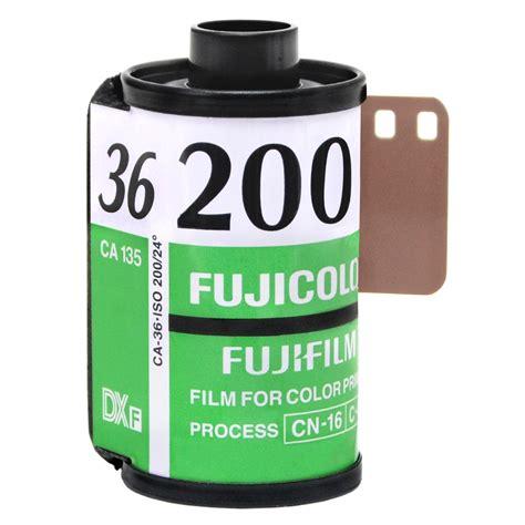 Roll Kodak 35mm Iso 200 36exp fujifilm fujicolor c200 36exp 35mm color negative