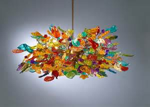 colorful chandeliers hanging chandeliers colorful flowers by yehudalight on etsy