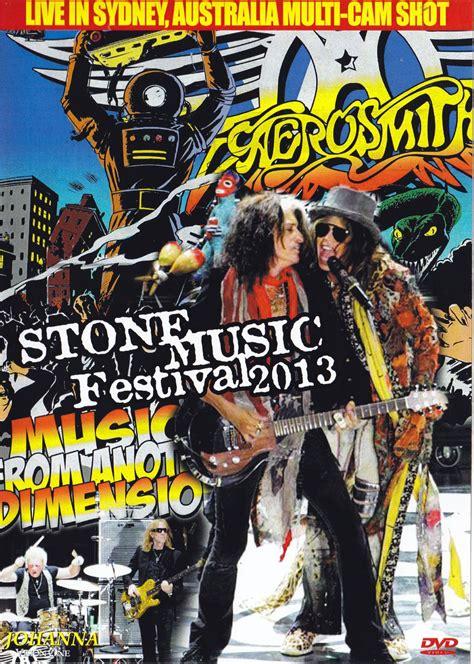 Aerosmith Musik aerosmith festival 2013 1dvdr giginjapan