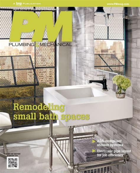 Neyer Plumbing by April 2016 Pm Magazine Ken Neyer Plumbing