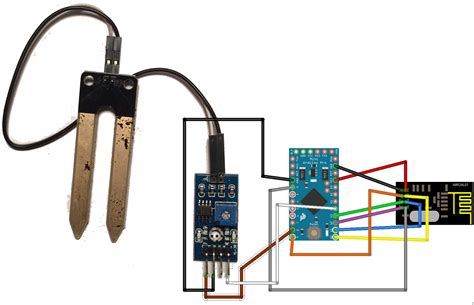 Soil Moisture Sensor Arduino Raspberry Pi image result for irrigation sensor attiny85 engineering
