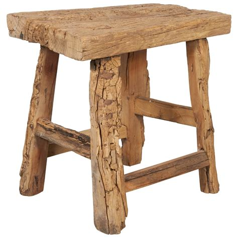 Rustic Stools by Rustic Stool At 1stdibs