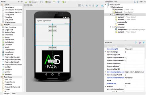 layout android que es qu 233 tipos de layouts existen en android studio